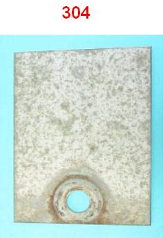 304 Stainless Steel AWM-404GP