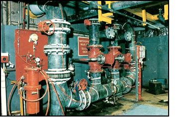 Copper Nickel Alloys Offshore Fire Water Systems