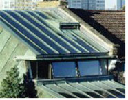 Pre-Patinated Copper Roofing