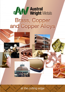 Copper, Brass, Copper Alloys from Austral Wright Metals