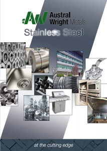 Stainless Steel from Austral Wright Metals