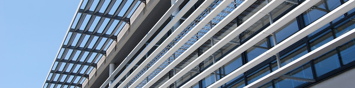 Aluminium Construction Products